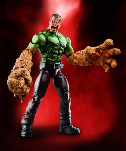 NYCC 2016 Hasbro Marvel Legends Sandman