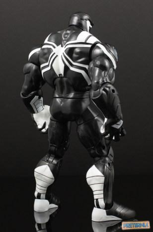 Hasbro Marvel Legends Space Venom Build-a-figure Review