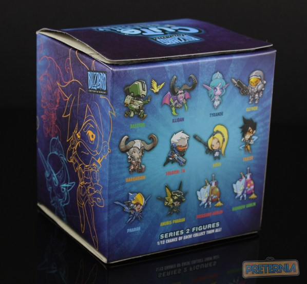 Blizzcon 2016 Cute But Deadly Series 2 Review