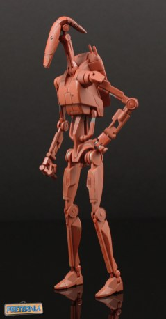 Bandai S.H. Figuarts Star Wars Battle Droid Geonosis Color Review