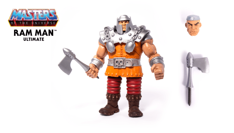 Super7 Masters of the Universe Classics Ultimates