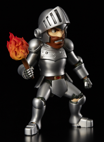 Union Creative Ghosts 'n Goblins Arthur Figure