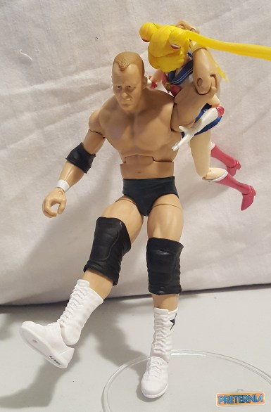 Mattel WWE Elite Network Spotlight The Ringmaster Steve Austin Review