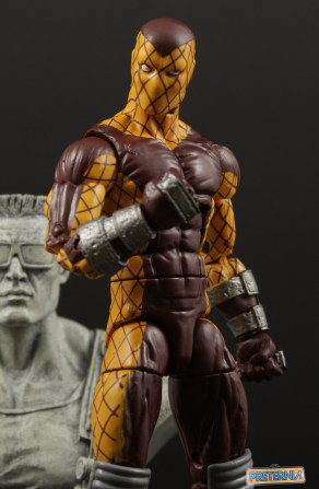 Hasbro Marvel Legends Sandman Series Shocker Review