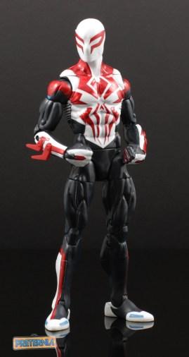 Hasbro Marvel Legends Sandman BAF All New All Different Spider-Man 2099 Review