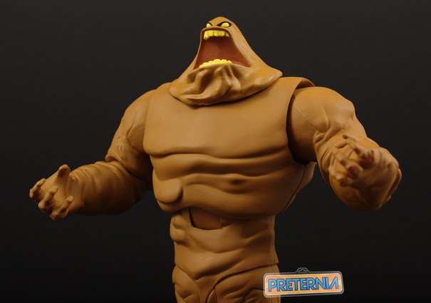 DC Collectibles Batman The Animated Series Clayface Review