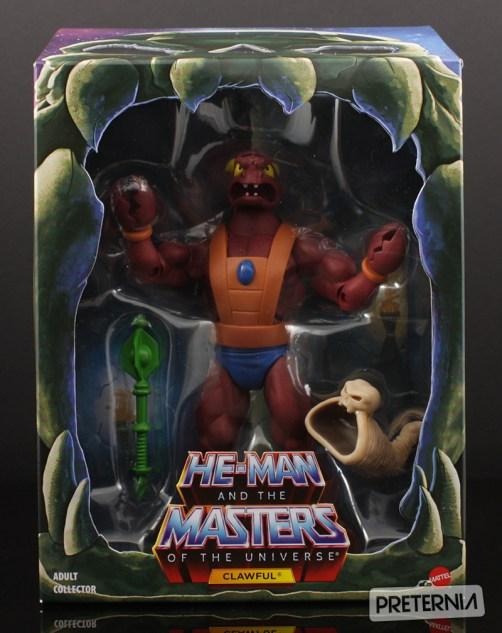 Mattel MOTUC Filmation Clawful Club Grayskull Review