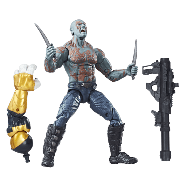 Hasbro Marvel Legends Guardians of the Galaxy Titus BAF Wave