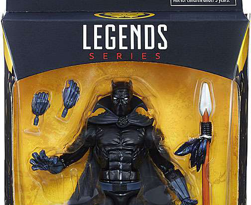 Marvel Legends 2017 Black Panther Comic Based