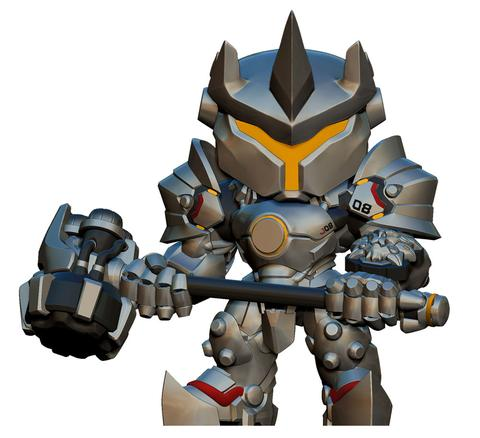 Funko POP Overwatch Reinhardt