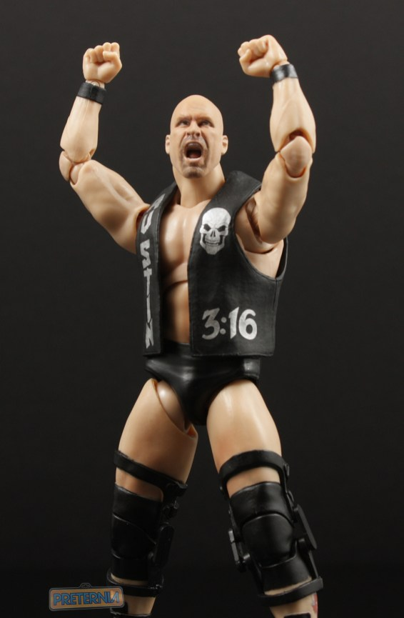 Bandai S.H. Figuarts WWE Stone Cold Steve Austin Review