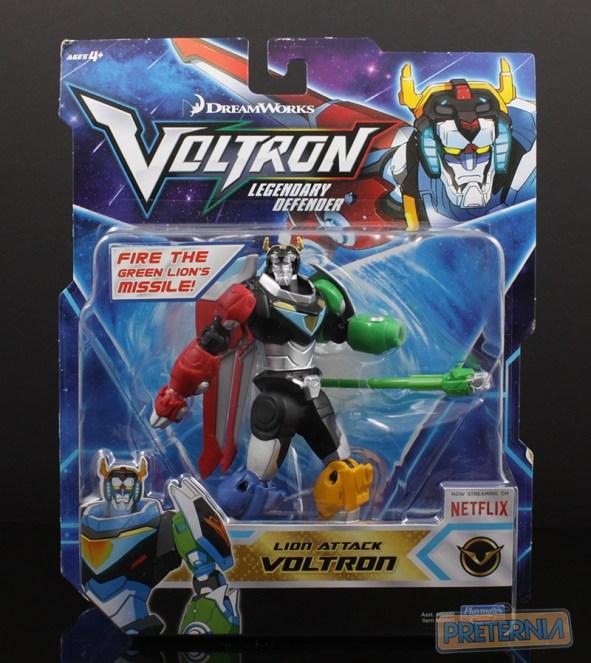 Playmates Voltron Legendary Defender Basic Review