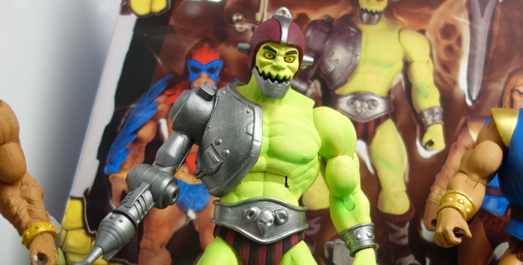 Toy Fair 2017 Masters of the Universe Classics