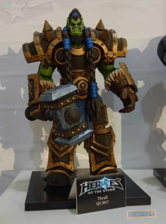 Toy Fair 2017 NECA Heroes of the Storm
