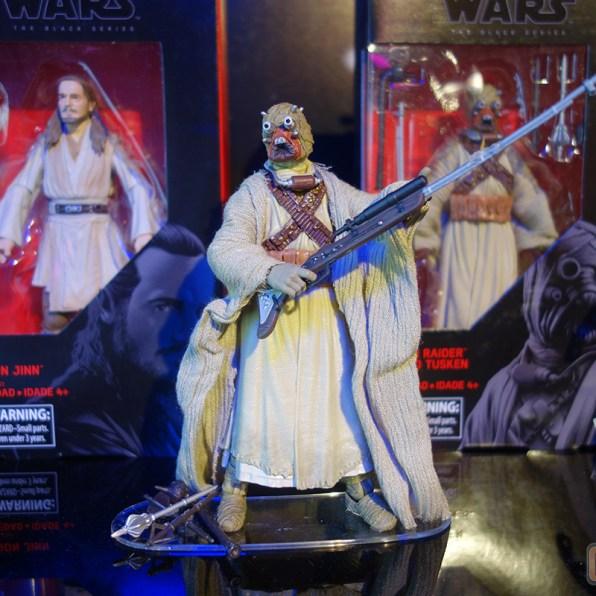Toy Fair 2017 Hasbro Star Wars Black