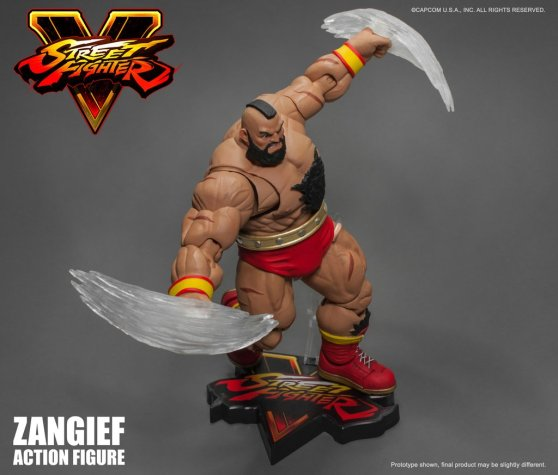 Storm Collectibles SFV Zangief