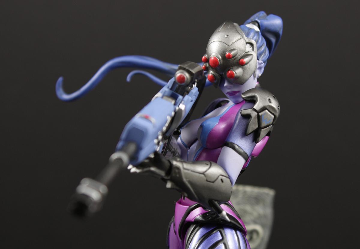 Overwatch Widowmaker Figma Action Figure