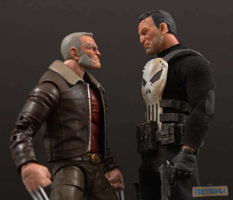 Mezco Marvel One:12 The Punisher Review