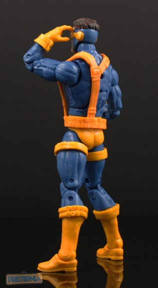 Hasbro Marvel Legends Warlock Series Cyclops (Jim Lee) Review