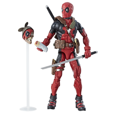 MARVEL LEGENDS SERIES 12-INCH Figures - Deadpool (4)