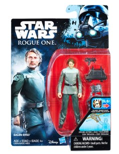 STAR WARS 3.75-INCH FIGURE Assortment (Galen Erso) - in pkg