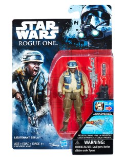 STAR WARS 3.75-INCH FIGURE Assortment (Lieutenant Sefla) - in pkg