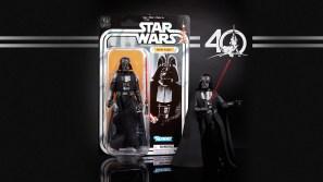STAR WARS THE BLACK SERIES 6-INCH 40th ANNIVERSARY - Darth Vader