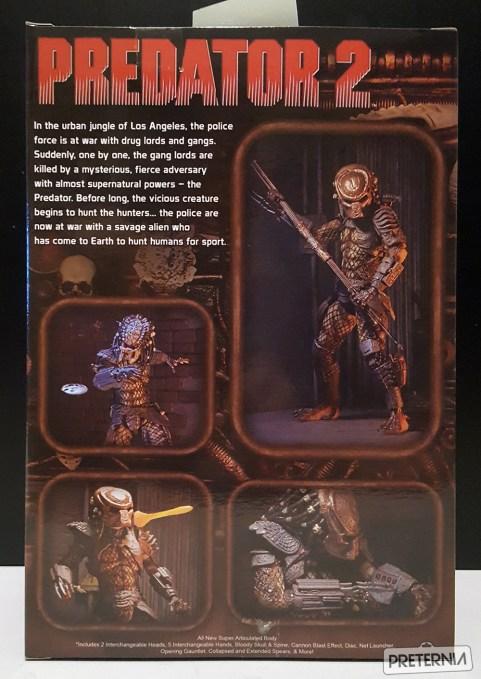 NECA Predator 2 Ultimate City Hunter Review