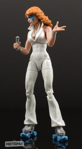 Hasbro Marvel Legends Warlock Series Dazzler Review