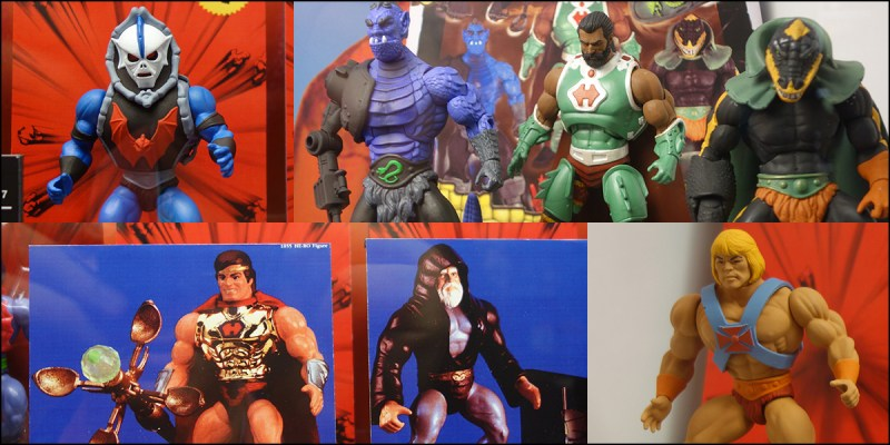 Toy Fair 2017 Best of Super7 Masters of the Universe