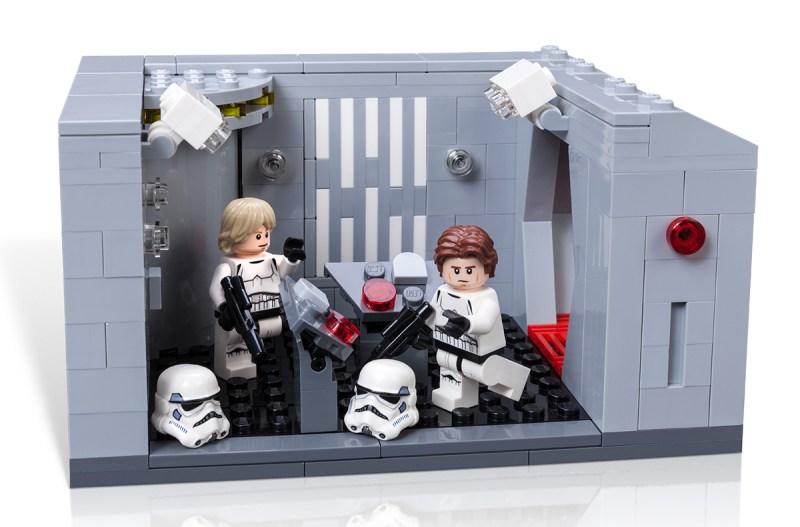LEGO Star Wars Celebration 2017 Exclusive Detention Set