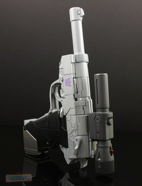 Takara Transformers MP-36 Megatron Review