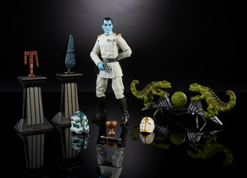 STAR WARS THE BLACK SERIES 6-INCH GRAND ADMIRAL THRAWN - SDCC Exclusive (2)