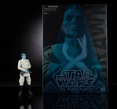 STAR WARS THE BLACK SERIES 6-INCH GRAND ADMIRAL THRAWN - SDCC Exclusive (3)