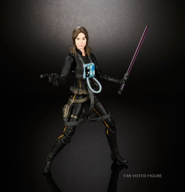 STAR WARS THE BLACK SERIES 6-INCH JAINA SOLO Figure - Fan Figure Vote 2016 Winner (3)