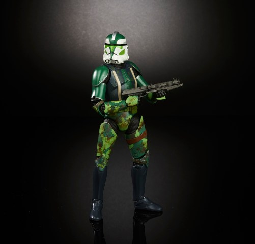 STAR WARS THE BLACK SERIES CLONE COMMANDER GREE - Toys R Us Exclusive (2)