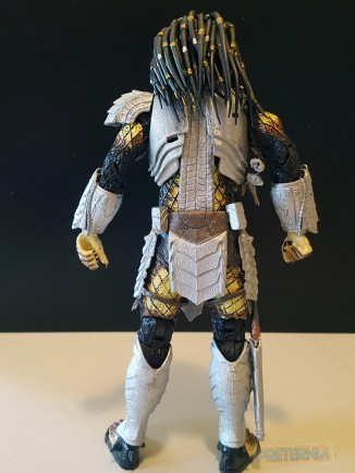 NECA Predator Series 17 AvP Youngblood Predator Review