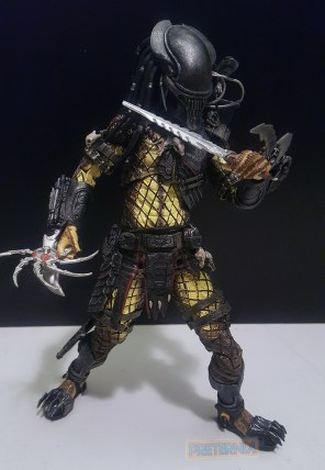 NECA Predator Series 17 Serpent Hunter Review