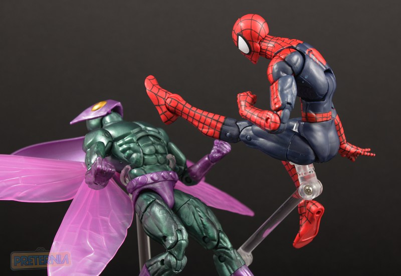 Hasbro Marvel Legends Beetle Spider-Man Homecoming Review