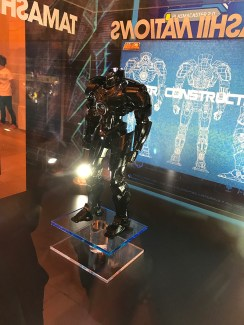 Tamashii Nations World Tour NYC Pacific Rim
