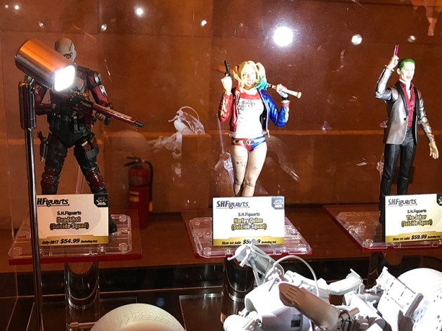Tamashii Nations World Tour NYC DC Figuarts