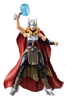 SDCC 2017: Hasbro Reveals Marvel Legends Battle for Asgard 5-Pack!