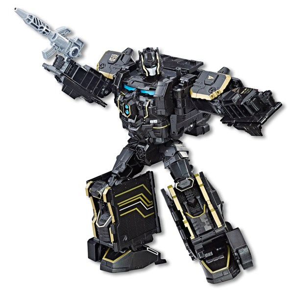 TRANSFORMERS PRIMITIVE OPTIMUS PRIME Figure_Robot Mode