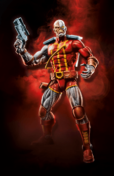 Marvel Deadpool Legends Series 6-inch Deathlok