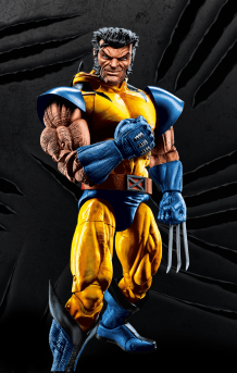Marvel Legends Series 12-inch Wolverine (2)