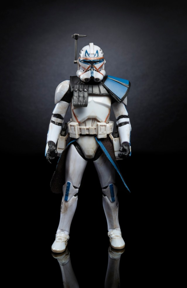 Star Wars The Black Series 6-Inch Clone Captain Rex Figure