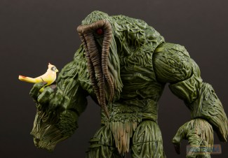 Hasbro Marvel Legends Man-Thing Build-A-Figure