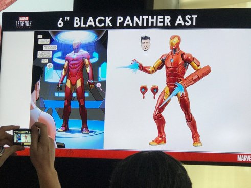 HASCON Marvel Legends Panel