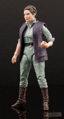 Hasbro Star Wars Black Six-Inch #52 General Leia Organa Review