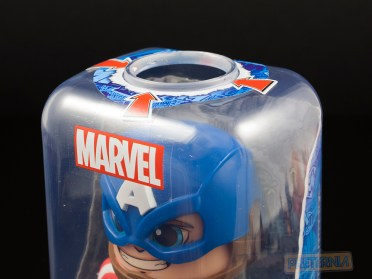 First Look: New Marvel Mighty Muggs - 01 Captain America